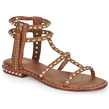 Chaussures Femme Sandales et Nu-pieds Ash POWER Brown
