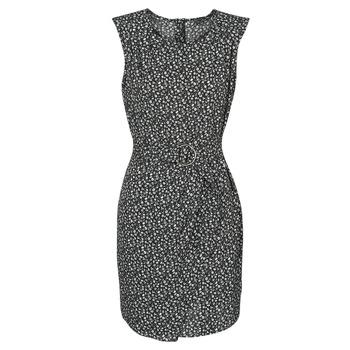 Vêtements Femme Robes courtes Ikks BQ30045-03 Noir