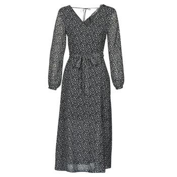 Vêtements Femme Robes longues Ikks BQ30085-03 Noir