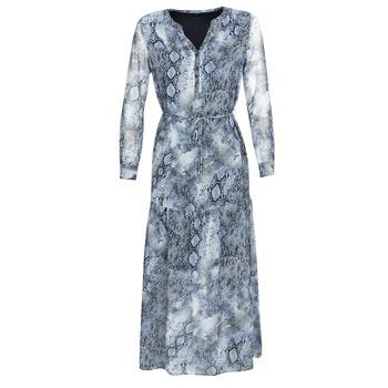 Vêtements Femme Robes longues Ikks BQ30285-44 Bleu