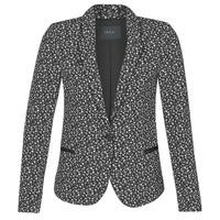 Vêtements Femme Vestes / Blazers Ikks BQ40025-03 Noir