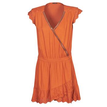 Vêtements Femme Robes courtes Ikks BQ30155-75 Orange
