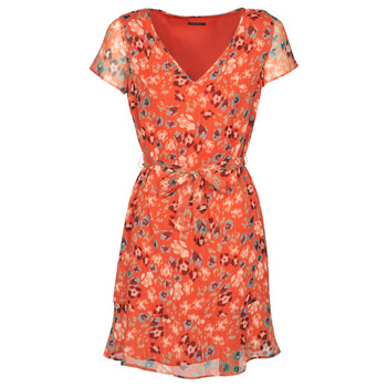 Vêtements Femme Robes courtes Ikks BQ30275-37 Orange