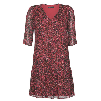 Vêtements Femme Robes courtes One Step FQ30051-38 Bordeaux