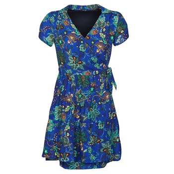 Vêtements Femme Robes courtes One Step FQ30131-45 Bleu