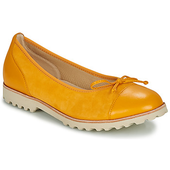 Chaussures Femme Ballerines / babies Gabor KRINE Jaune