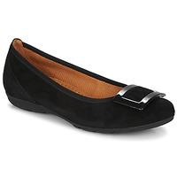 Chaussures Femme Ballerines / babies Gabor KITITPI Noir