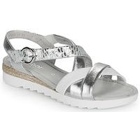 Chaussures Femme Sandales et Nu-pieds Gabor KRIZI Argenté