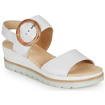 Chaussures Femme Sandales et Nu-pieds Gabor KOKREM Blanc