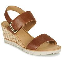Chaussures Femme Sandales et Nu-pieds Gabor KERILA Cognac