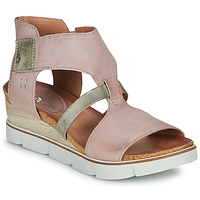 Chaussures Femme Sandales et Nu-pieds Dream in Green IRATIMO rose