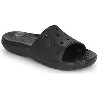 Chaussures Claquettes Crocs CLASSIC CROCS SLIDE Noir