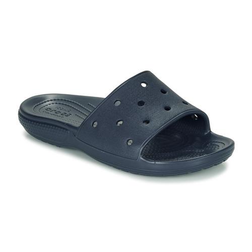 Chaussures Claquettes Crocs CLASSIC CROCS SLIDE Marine