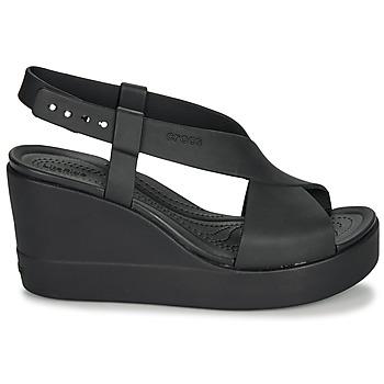 Sandales Crocs CROCS BROOKLYN HIGH WEDGE W