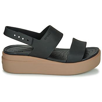 Sandales Crocs CROCS BROOKLYN LOW WEDGE W