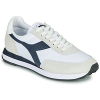 Chaussures Baskets basses Diadora KOALA Blanc / Bleu