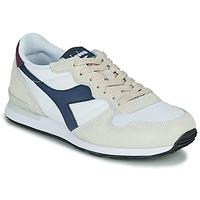 Chaussures Baskets basses Diadora CAMARO Beige / bleu