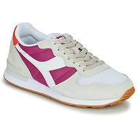 Chaussures Femme Baskets basses Diadora CAMARO Beige / rose