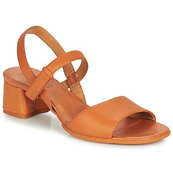 Chaussures Femme Sandales et Nu-pieds Camper KATIE SANDALES Camel