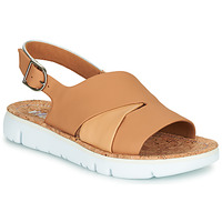 Chaussures Femme Sandales et Nu-pieds Camper TWINS Nude / blanc