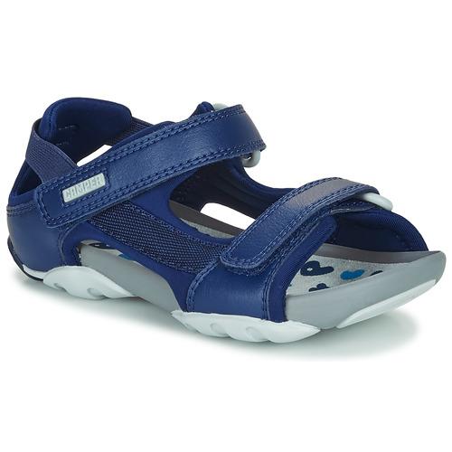 Chaussures Enfant Sandales et Nu-pieds Camper OUS Bleu marine