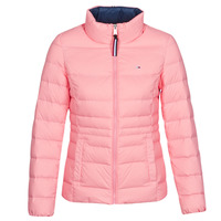 Vêtements Femme Doudounes Tommy Jeans MODERN DOWN JKT Rose