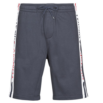 Vêtements Homme Shorts / Bermudas Tommy Jeans TJM BRANDED TAPE SHORT Marine
