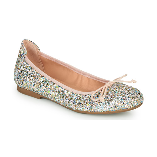 Chaussures Fille Ballerines / babies Acebo's 9807LU-RAME-J Multicolore