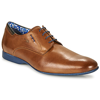 Chaussures Homme Derbies Fluchos VESUBIO Marron / Bleu