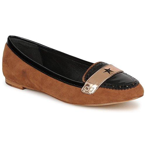 Chaussures Femme Mocassins C.Petula KING Camel