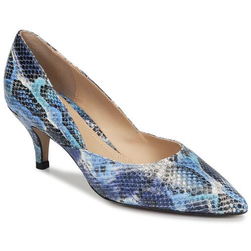 Chaussures Femme Escarpins Perlato MOLI Bleu