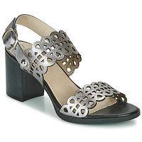 Chaussures Femme Sandales et Nu-pieds Dorking NORQUI Argent