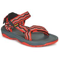 Chaussures Fille Sandales et Nu-pieds Teva HURRICANE XLT2 Rouge / Noir