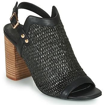 Chaussures Femme Sandales et Nu-pieds Ravel CLIFTON Noir