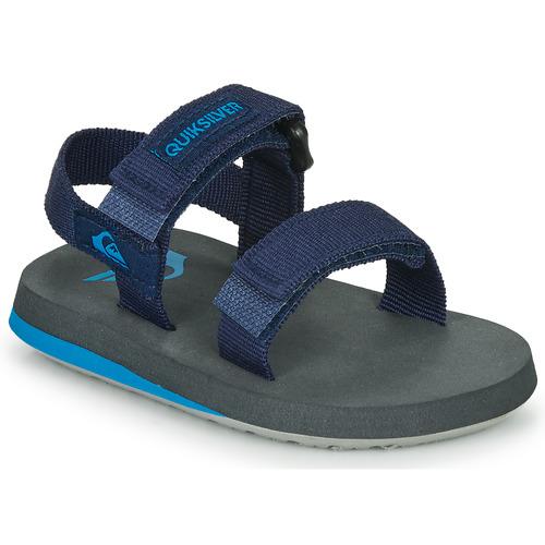 Chaussures Enfant Sandales et Nu-pieds Quiksilver MONKEY CAGED TODDLER Marine