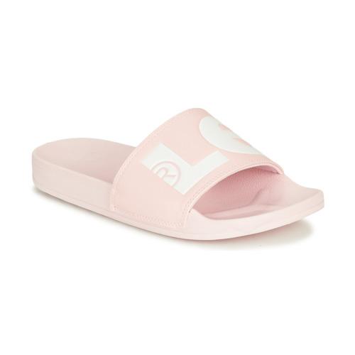 Chaussures Femme Claquettes Levi's JUNE L S Rose
