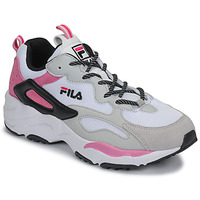 Chaussures Femme Baskets basses Fila Ray Tracer CB wmn Blanc / Rose