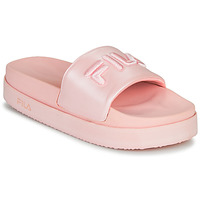 Chaussures Femme Claquettes Fila MORRO BAY ZEPPA F WMN Rose