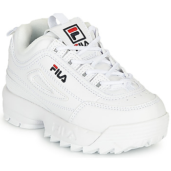 Chaussures Enfant Baskets basses Fila DISRUPTOR INFANTS Blanc