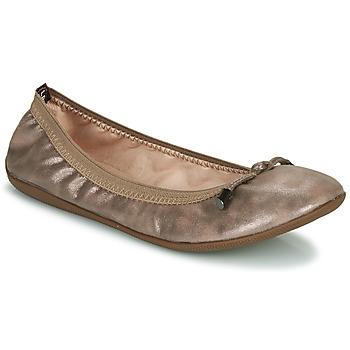 Chaussures Femme Ballerines / babies Les Petites Bombes AVA Bronze