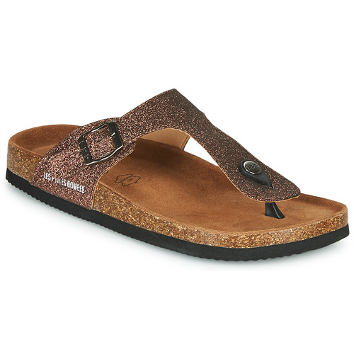 Chaussures Femme Mules Les Petites Bombes TANIA Bronze