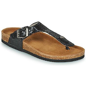 Chaussures Femme Mules Les Petites Bombes TANIA Noir