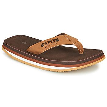 Chaussures Homme Tongs Cool shoe ORIGINAL Marron