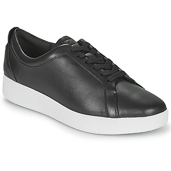 Chaussures Femme Baskets basses FitFlop RALLY SNEAKERS Noir