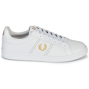 Baskets basses Fred Perry B721 LEATHER