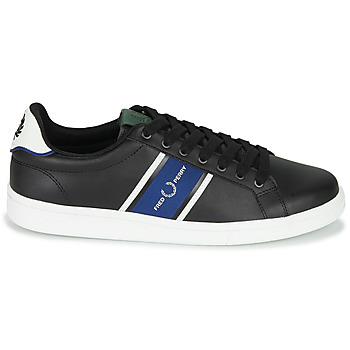 Baskets basses Fred Perry B721 LEATHER / WEBBING