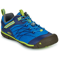Chaussures Garçon Sandales sport Keen CHANDLER CNX Bleu / Vert