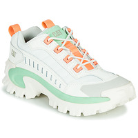 Chaussures Homme Baskets basses Caterpillar INTRUDER Blanc / Vert