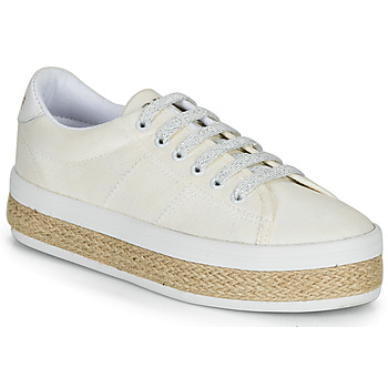 Chaussures Femme Baskets basses No Name MALIBU SNEAKER Blanc