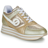 Chaussures Femme Baskets basses No Name PARKO JOGGER Bronze / Or